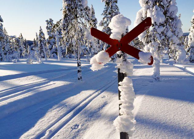 Mina drömmars vinterlandskap – Anjosvarden
